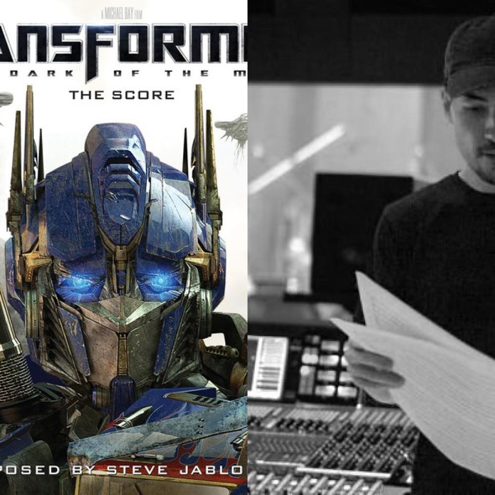 Transformers: Dark of the Moon (The Score) (из Одноклассников)
